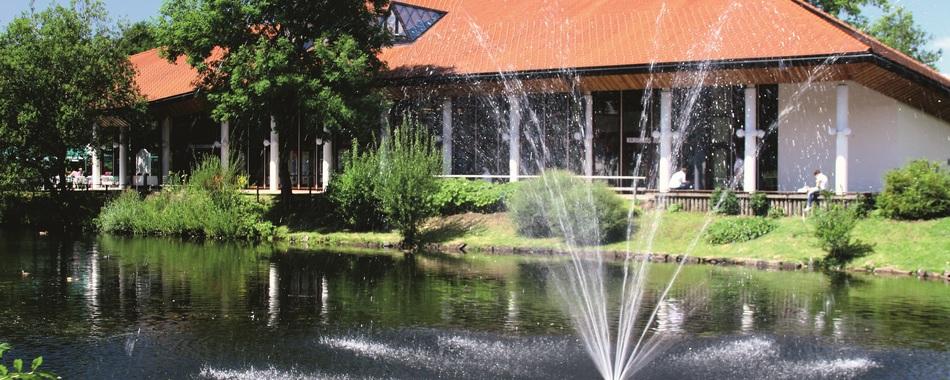Mittags gut und lecker Essen gehen in und um Isny -Café Restaurant am Kurpark - Alle Restaurants, Café, Bar, Imbisse in Isny im Allgäu mit wechselnden Mittagsangeboten