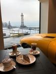 In der Eil.Gut.Halle in Lindau - Brasserie - Restaurant - im Sommer auch Biergarten und Terrasse - kann man nicht nur fein und lecker Essen gehen - zum Mittagstisch oder auch am Abend