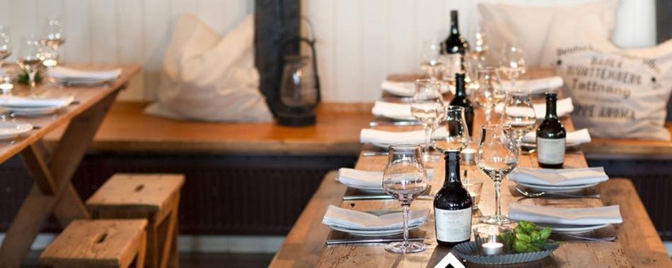 Mittags kann man gut Essen gehen, bei regionaler und saisonaler Küche im Restaurant vom Hopfengut in Tettnang - Neben den wöchentlich wechselnden Mittagsmenüs bieten wir eine reichhaltige Speisekarte