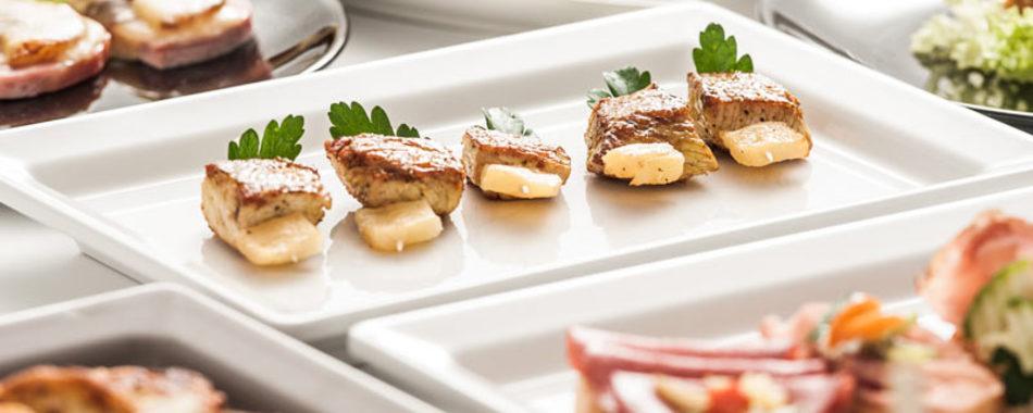 Genießen Sie Ihre Mittagspause in der Metzgerei Rehle in Immenstadt bei leckeren und abwechslungsreichen Tagesessen - Abokarte für Mittagstisch gibt es bald wöchentlich