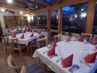 Feiern kann man natürlich auch - im Berggasthof Sonne in Sonthofen Imberg - mit Freunden, Familie, Kollegen - zum Beispiel im gemütlichen Wintergarten - reichhaltige Speiseangebote und Speisekarte