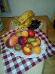 Immer frisches Obst für unsere Gäste - im Berggasthof Sonne in Imberg - Sonthofen