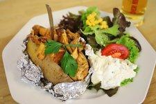 Mittags kann man gut und lecker Essen gehen in den Gasthof Adler - in Sonthofen im Allgäu - Alle Restaurants, Café, Bar, Imbisse in und um Sonthofen mit wechselnden Mittagstischangeboten
