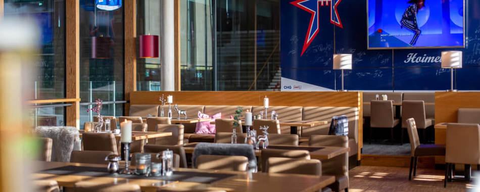 Gemütlich sitzen und genießen. Feiern mit Freunden, Familie und Kollegen - Restaurant Eiszeit in Ravensburg. - Immer der passende Rahmen für Ihre Feier oder Veranstaltung - Eiszeit Ravensburg - Speisekarte mit Wochenangeboten