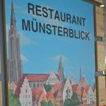 Mittags kann man gut, lecker und gesund Essen gehen im Restaurant Münsterblick in der Opti Möbel Welt in Neu-Ulm - Alle Restaurants, Café, Bar, Imbisse in und um Ulm mit wechselnden Mittagsangeboten und reichhaltiger Speisekarte