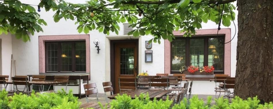 Mittagessen auch in unserem traumhafen Biergarten - Bürgerstüble Bad Saulgau - wechselnde Mittagsangebote - Speisekarte -