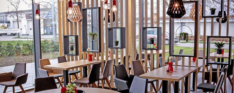 Gemütlich sitzen und genießen. Essen mit Freunden, Familie und Kollegen - in Kuhn's Metzgerei Restaurant in Kaufering. - Mittagstisch - wechselnde Mittagsgerichte - Aboessen - Tagesgerichte