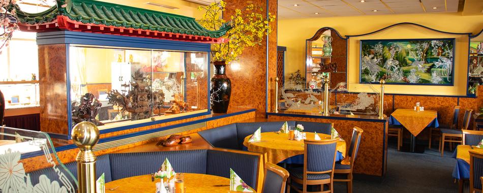 Ob Bistro, Restaurant Café, Bar, Imbiss in und um Weilheim mit wechselnden Mittagsangeboten oder Mittagsbuffet und reichhaltiger Speisekarte. Mittags kann man gut und lecker Essen gehen im Lin Fah China-Restaurant in Weilheim