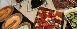 Relax Sonthofen - reichhaltiges Brunch Buffet - wechselnde Mittagstisch Angebote - Essen in Sonthofen