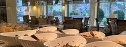 Mittags kann man gut und fein orientalische und mediterrane Spezialitäten genießen im Orient Express / Park Cafe - Alle Restaurants, Café, Bar, Imbisse in und um Immenstadt im Allgäu am Alpsee mit wechselnden Mittagsangeboten und reichhaltiger Speisekarte