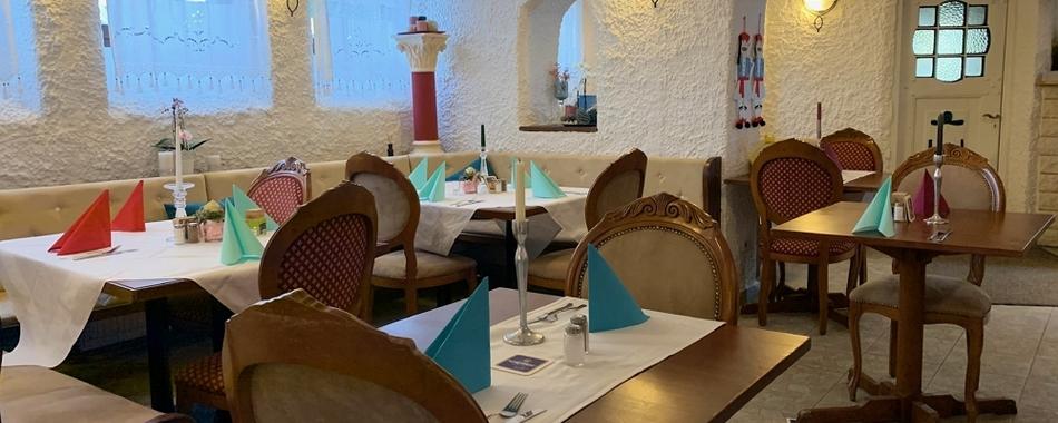 Mittags kann man gut und fein in griechischem Flair in der Taverna Limani in Schwabmünchen essen gehen - Alle Restaurants, Café, Bar, Imbisse in und um Schwabmünchen mit wechselnden Mittagsangeboten und reichhaltiger Speisekarte