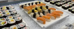 Sushi - Buffet - Menü - Grill - Showcooking - chinesische Küche - all you can eat - und das in Kaufbeuren im China-Restaurant Jiangnan