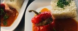 Deftig, lecker, täglich wechselnde Mittagstisch Angebote in Wiedergeltingen. Im Gasthaus Ritter - Restaurant - Imbiss - Wochenkarte - Lokal - Essen gehen in Wiedergeltingen