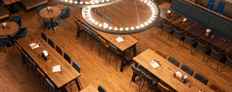 Wir bieten einen wechselnden Mittagstisch - Mit preislich attraktiven und gesunden Mittagsmenüs machen wir die Mittagspause zum Highlight Deines Arbeitstages. Fasshalle in Kempten