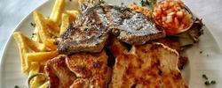 in Ihrer Mittagspause - Amberger Hof in Buchloe  leckere Fisch und Fleischgerichte unserer kroatischen Küche. In Buchloe Essen gehen - jede Woche neue Mittagsangebote -