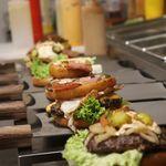 Burger - Dessert - Nachspeise - Patty - Topings - Bun - Mittagstisch - Angebote im Pavillon Burger - Dein Burger Restaurant in Kaufbeuren