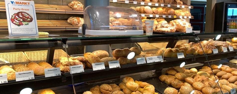 V-Markt in Fischen Langenwang Montag bis Freitag Mittagstisch - einfach lecker und unkompliziert im Brothaus & Café. Ob Restaurant, Metzgerei, Imbiss, Lokal, Hotel - alle Mittagsangebote in und um Fischen auf kochen-lassen.info