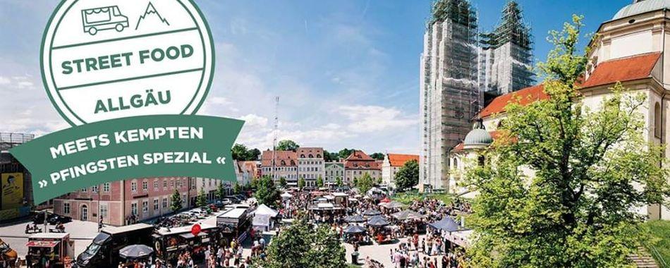 Street Food Allgäu - Restaurant - Food Truck - Imbiss - Bäckerei - Metzgerei - Gasthaus - Hotel - Feinkost - überall gibt's was zu essen.