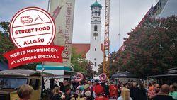 Street Food Allgäu in Memmingen - Restaurant - Food Truck - Imbiss - Bäckerei - Metzgerei - Gasthaus - Hotel - Feinkost - überall gibt's was zu essen
