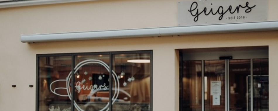 Geigers bietet Spezialitäten in großer Auswahl. Pasta ~ Prosecco ~ Balsamico und vieles mehr finden Sie im Angebot. Mittagstisch - Tagesgerichte - Kaufbeuren