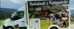 Kuhstadl's Futterstelle in Kempten - Imbiss - Burger - Hotdogs und mehr für Ihre Mittagspause in Kempten im Gewerbegebiet
