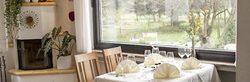 Jagdhäusle Cafe Tisch