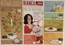 Mittags gut und lecker Essen gehen ins Bianca in Kempten im Allgäu - Alle Restaurants, Café, Bar, Imbisse in Kempten mit wechselnden Mittagsangeboten