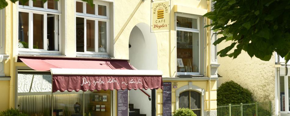 Cafe Vogler Mittagstisch von der Chefin