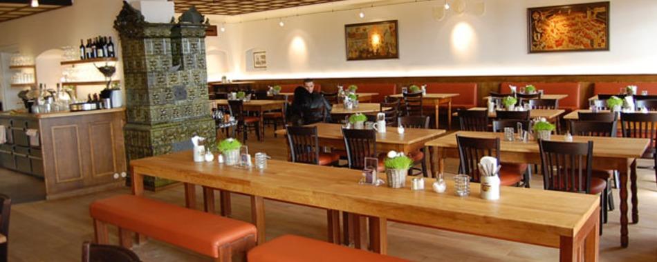Mohren Wangen - Mittagstisch und Business-Lunch im Restaurant