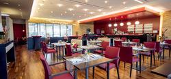 Mittagessen in Biberach im Ropach Restaurant
