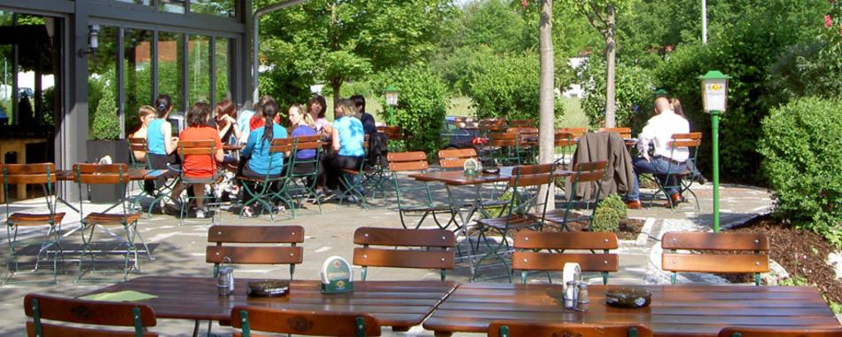 Alp-Villa Mittags Garten