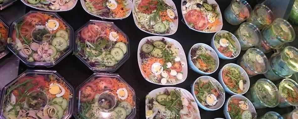 jeden Tag Mittagstisch und Mittagessen in der Fleisch-Bar in MOD