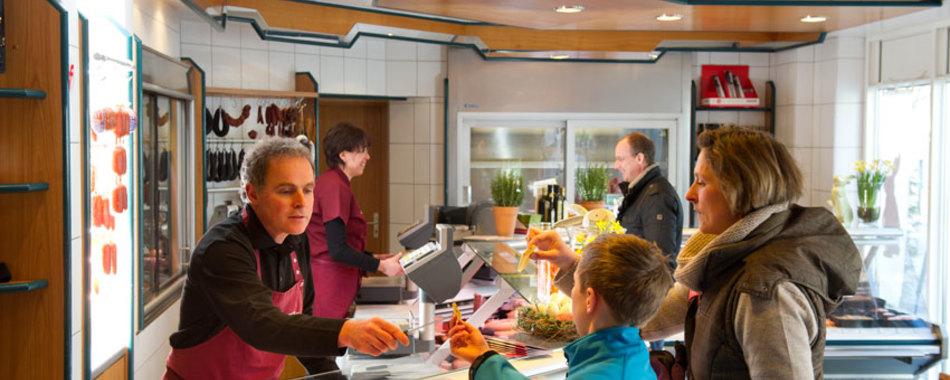 Metzgerei Schattmaier - Mittagstisch in Wangen