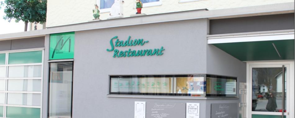 Essen in Marktoberdorf - Mittagstisch - gemütlich -  elegant - Ihre Veranstaltung im Stadion-Restaurant bei Martin Wachter und seinem Team