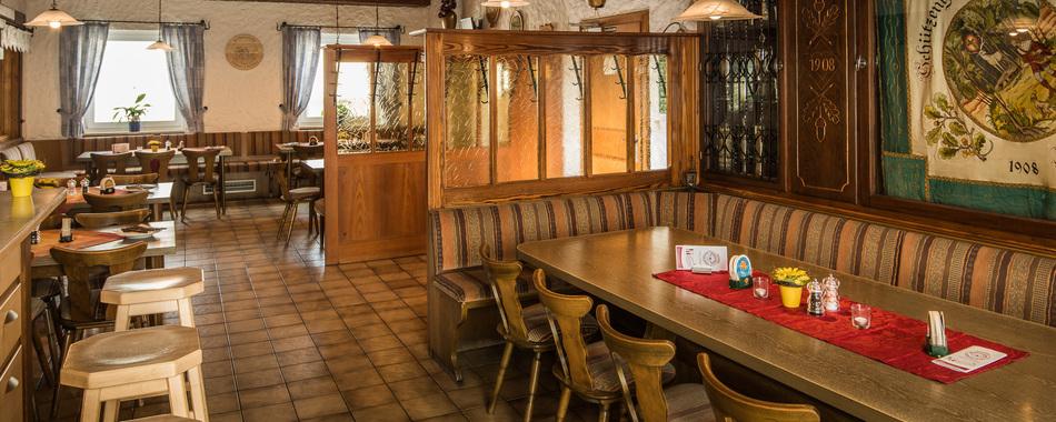 Mittagstisch im Schützenhaus Rieden