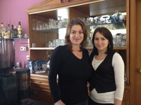das Kaffekännle-Team Viola und Andrea