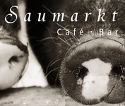 Saumarkt Café - morgens - mittags - abends