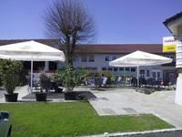 Cafe Zendler - Gartenterrasse