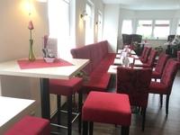 gemütlich sitzen und genießen im  Cafe Zendler in Lindenberg
